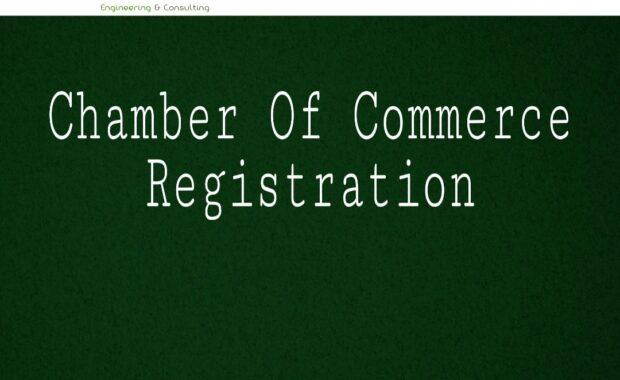 Chamber of Commerce Registration